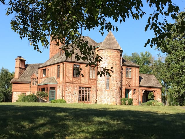 Redwall Castle in Germantown, MD (Washington, DC)