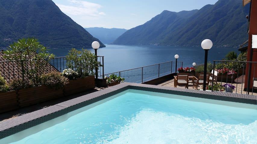 Casa Alice - Lake View & Pool