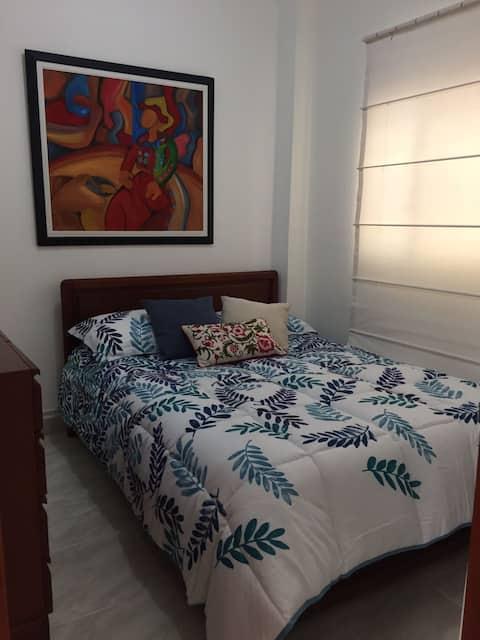 Apartamento confortable y seguro