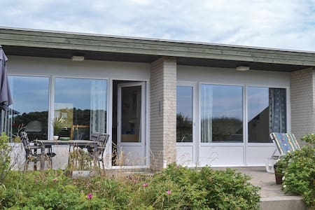 Holiday apartment with 1 bedroom on 56m² in Hvide Sande