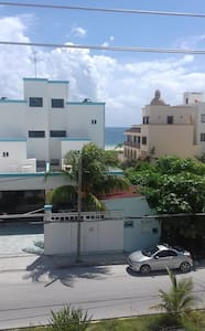 LOVELY AND CONFORTABLE SEAVIEW FLAT - Puerto Morelos - Apartamento
