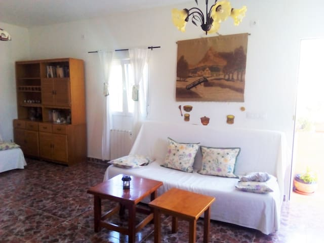 Well-appointed house with garden - Medina-Sidonia - Casa