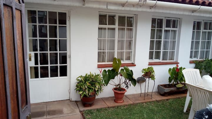 1 BRM FURNISHED & SERVICED COTTAGE