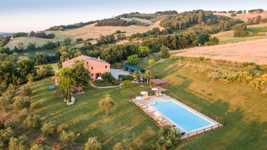 Casalantico, appartamento in collina Corinaldo(AN) - Corinaldo - Appartement