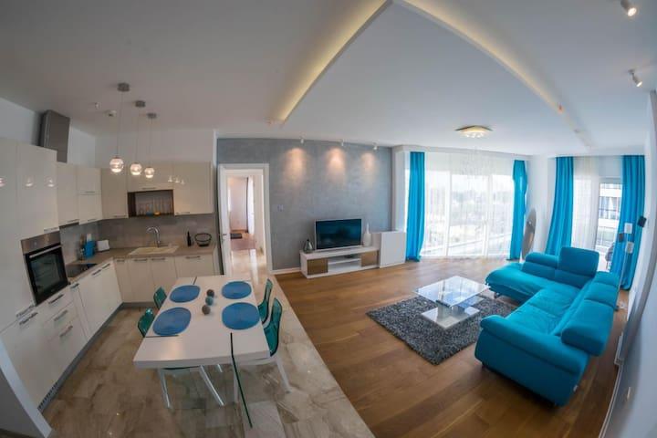 Tre Canne apartments