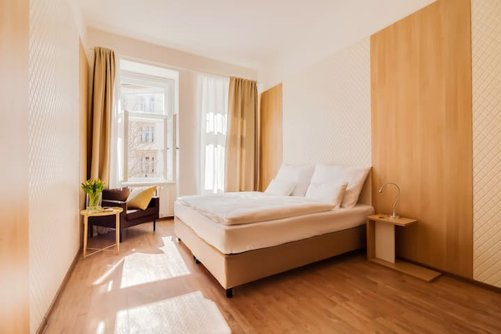 Bright Prague Castle Standard Apartment