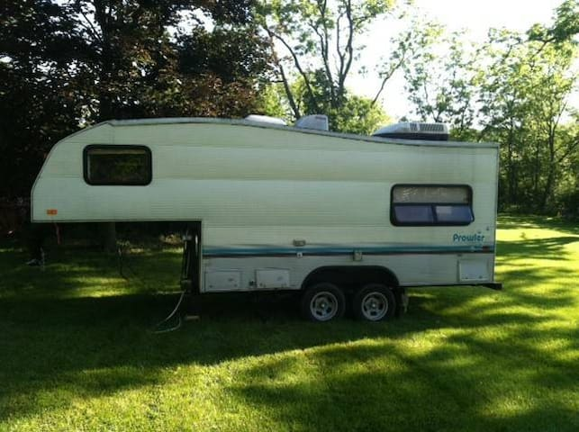 LoBo Campground Camper Rental
