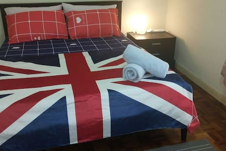 Queen bed room nearby KLCC - Kuala Lumpur