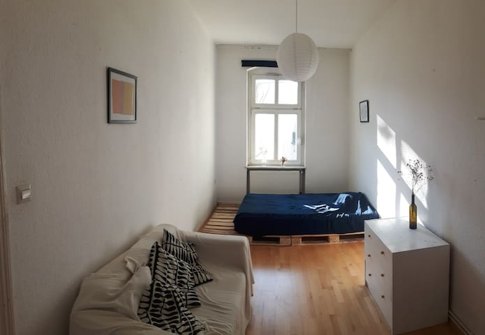 Room for two in the heart of Berlin