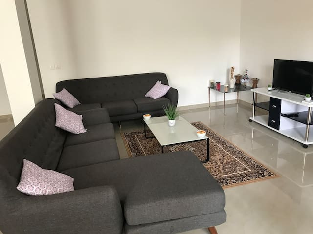Furnished apartment RESIDENCE NATANGUE SUD in SALY