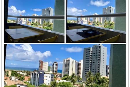 Ap Salvador-Bahia, praia de Armação bem localizado - Salvador - Wohnung