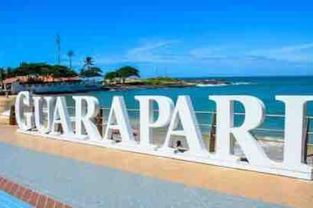 Guarapari - Apart hotel, Conforto e Segurança.