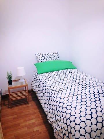Clean&Cozy room-5mins Sants Station
