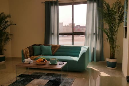 New 2BHK apartment PRIME LOCATION! - Seeb - Daire