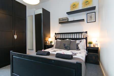 Cosy flat sleep's up to 4 - 格拉斯哥 - 公寓