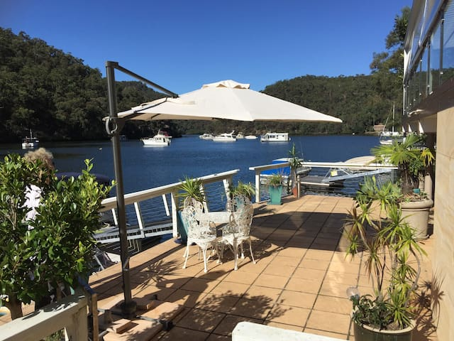 Misty Lodge Berowra Waters