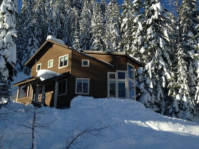 Snoqualmie Pass - Hyak House