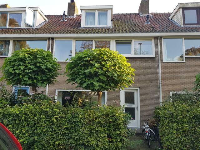 Heerlijke woning tussen Haarlem en Zandvoort