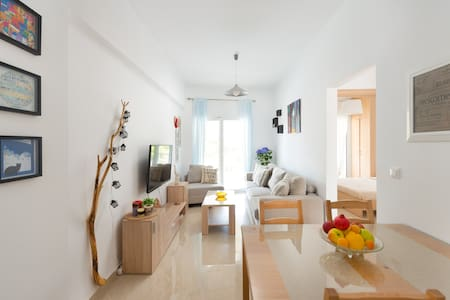 Olive Branch Apartment! - Ialisos - 公寓