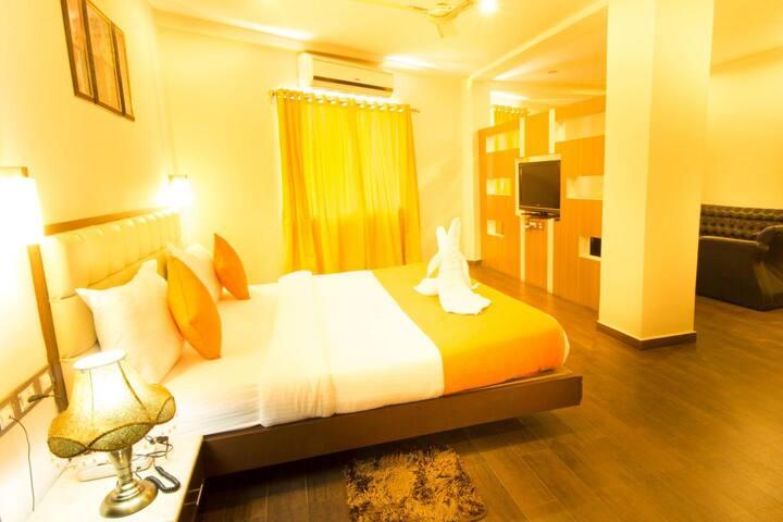 CHAS Rajdarbar Hotel & Banquets - Darjeeling