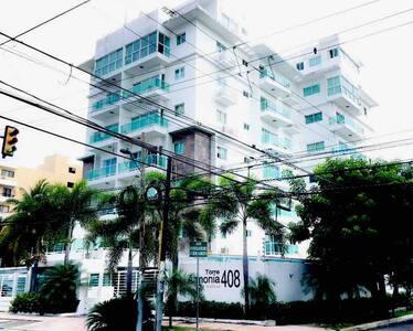 Comodo apartamento en el centro de la ciudad