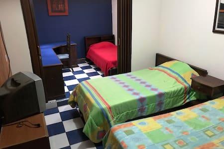 Cosy room in Pura Vida house