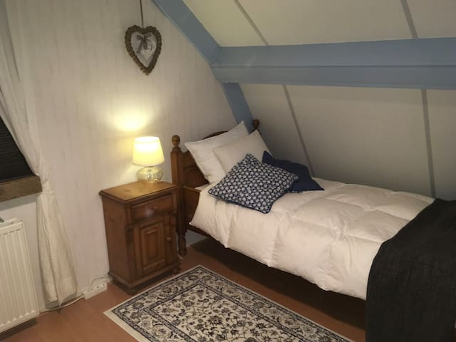 Cosy single loft room with breakfast in Nijkerk - Nijkerk - Ev
