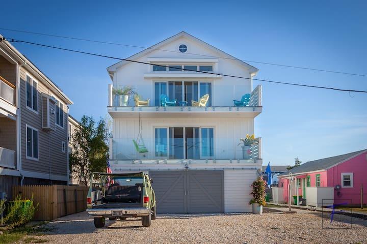 Bayview Beauty at the Beach - Dewey Beach - Huis