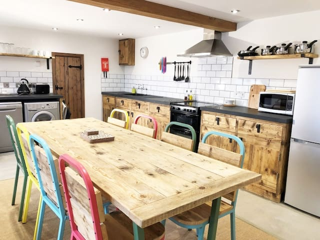 The Parlour- Beautifully converted country cottage
