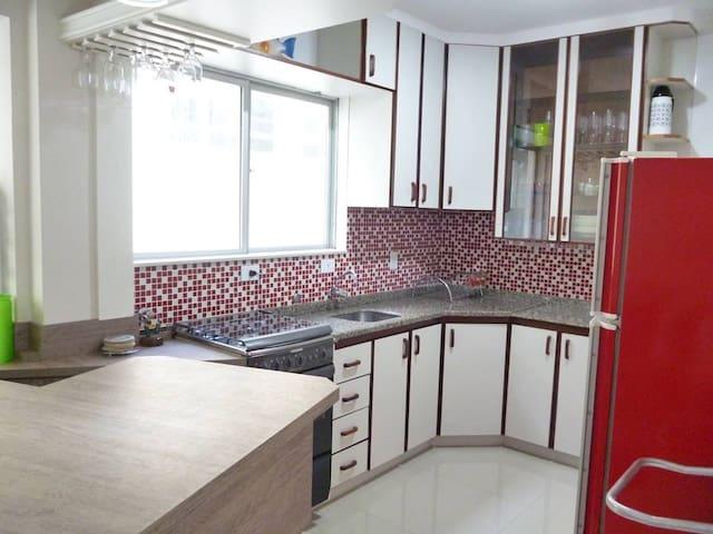 Apt 2 quartos Balneário Camboriú - Rua 2328 - Balneário Camboriú - Appartement