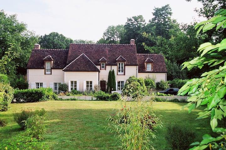 Maison de réceptions familiales Piscine Chauffée