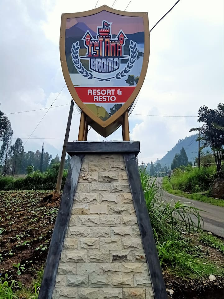Istana Bromo Resort and Resto