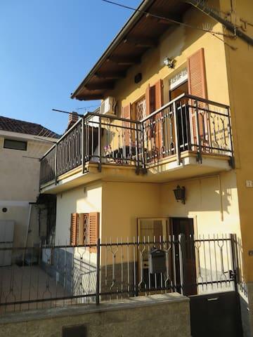 Casa nel centro storico di Rivoli