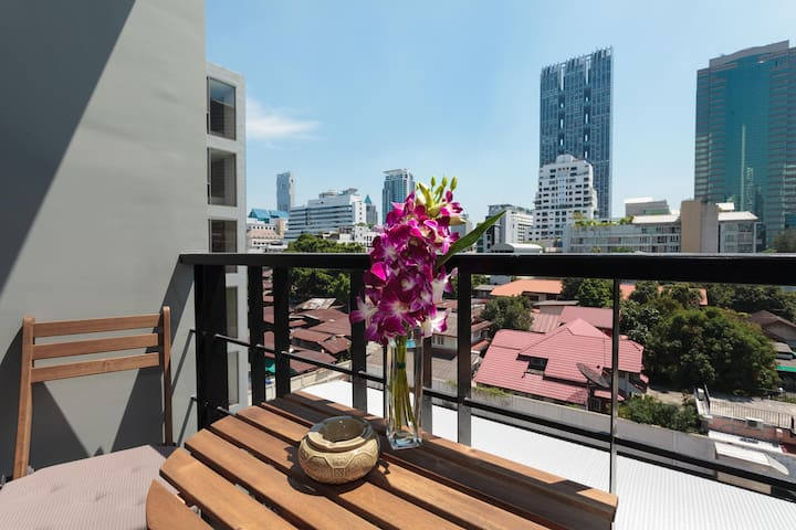 Brand new Luxury PATPONG SILOM #171 - Bangkok - Apartment