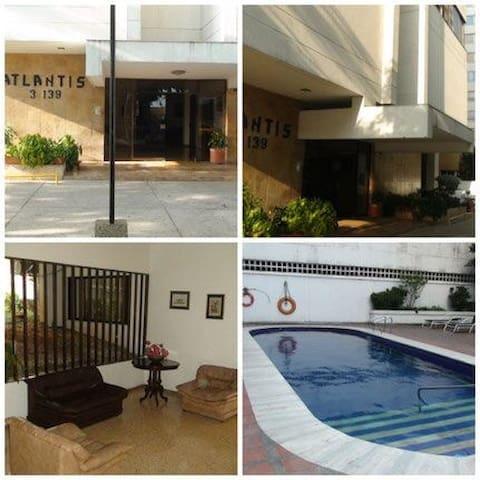 Excelente apartaestudio en Cartagena