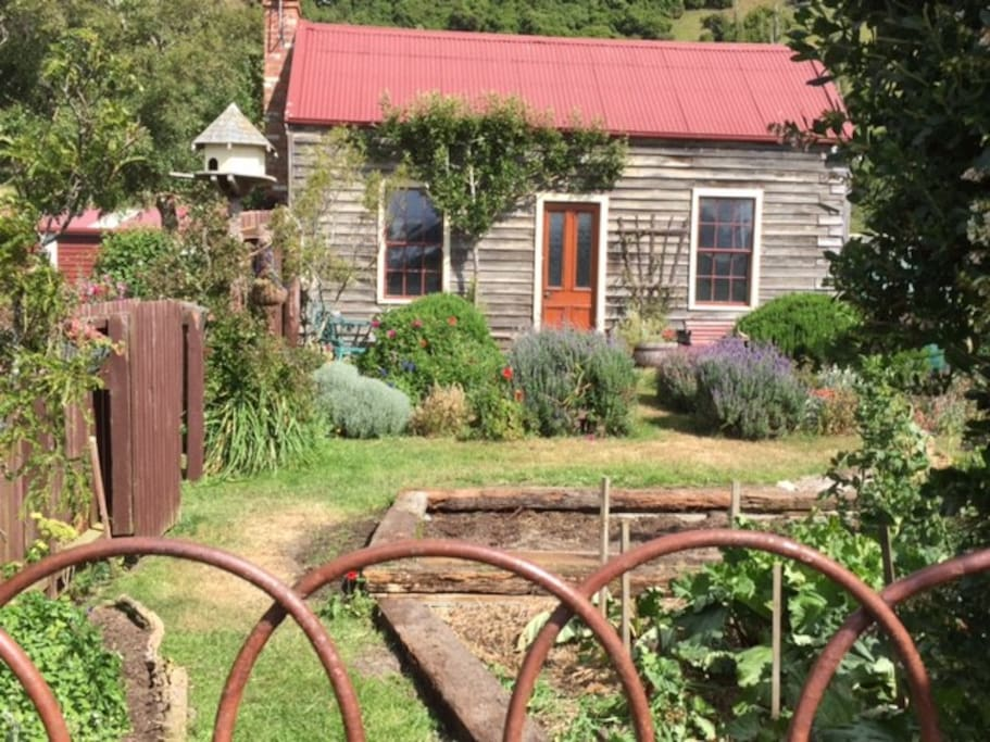 Gorgeous, peaceful and restful. Beautifully restored from its 1860s origins. Close to wildlife activities on the iconic Otago Peninsula.