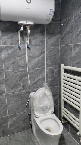 全新洗手间