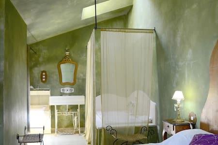 Alma de Romero    Francia - Ahedo - Apartamento