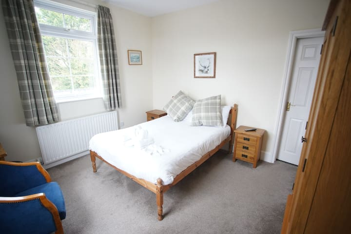 Standard Double Room countryside location