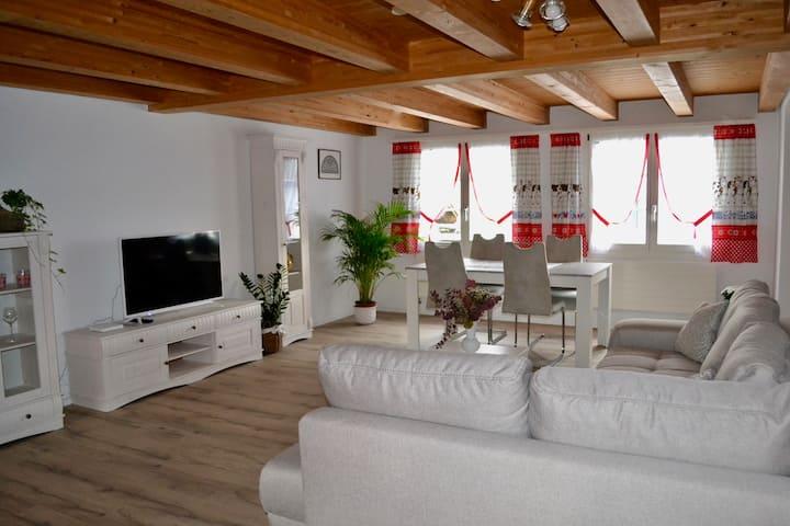 Landhaus - Ferienwohnung