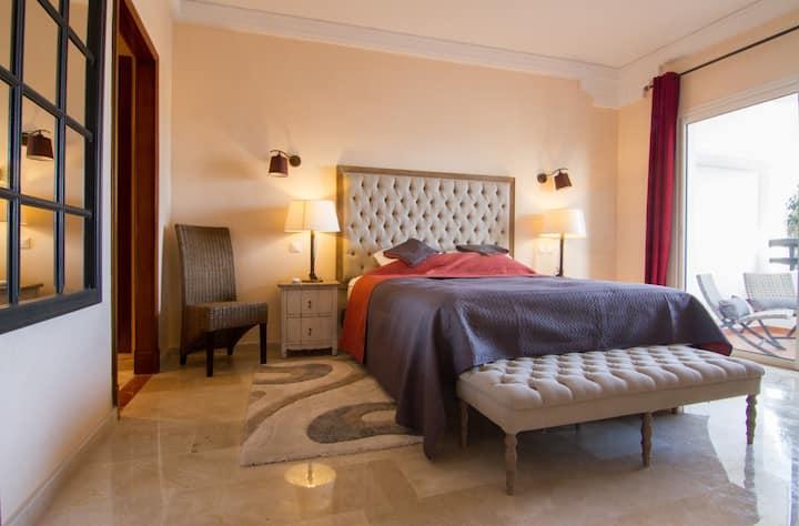 Marina d'Agadir , Luxueux appartement familiale