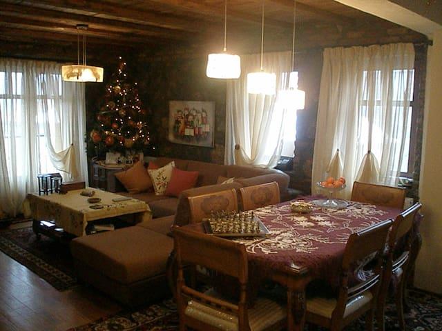 Κατοικία Καμέλια(Στο κέντρο του Π.Αγίου Αθανασιου) - Agios Athanasios - Casa