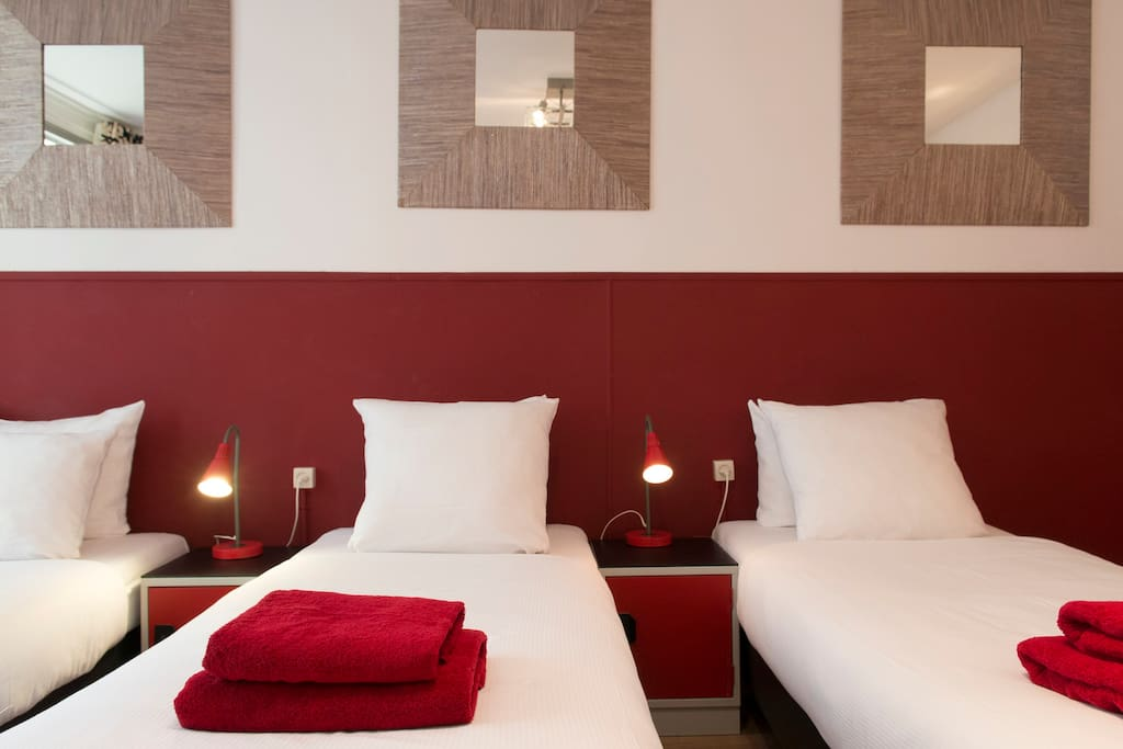 Hotel in the heart of amsterdam 3p chambres d 39 h tes for Chambre d hotes amsterdam