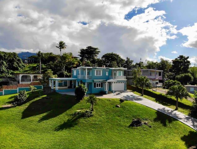 Rio Grande - Casa Yunque