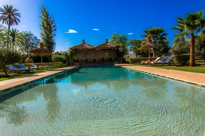 Villa Artist luxury modern place - Marrakech  - Villa