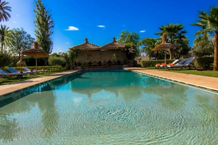 Villa Artist luxury modern place - Marrakech  - Casa de camp