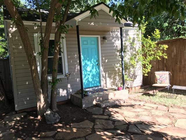 THE TECH TERRACE TINY HOUSE! - Lubbock - House