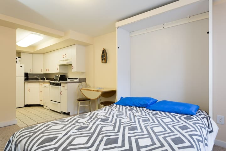 Beach Block Studio Apartment (C) - Ocean City - Leilighet