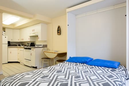 Beach Block Studio Apartment (C) - Ocean City
