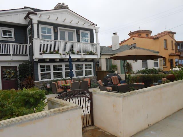 50 Steps to the Sand - Beach House - Hermosa Beach - Dům